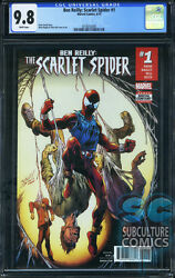 Ben Reilly Scarlet Spider 1 - First Print - Cgc 9.8 - Sold Out - First Issue