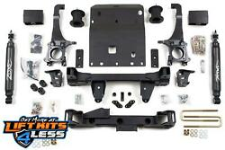 Zone Offroad T4n Full Suspension 4 Lift Kit 4x4 M/usa For 2005-15 Toyota Tacoma