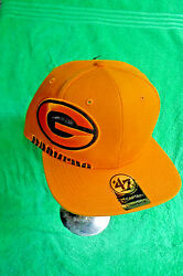 New Rare Oop Green Bay Packers 47 Clean Up Crosscut Cheddar Captain Baseball Cap
