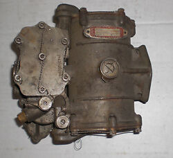 Holley 14210 List No. A14210ha8 Blled Valve Actuator Military Surplus Aircraft