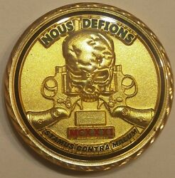 1st Special Forces Gp Airborne 1st Bn C Co Oda-1131 Army Challenge Coin