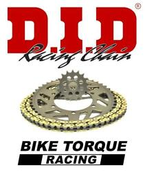 Honda Cbr600rr 3-6 03-06 Did Track Day Chain And Sprocket Kit