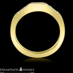 Si2/e 1.52 Tc Yellow Gold Enhanced Round Bridal Diamond Ring Solitaire Accents
