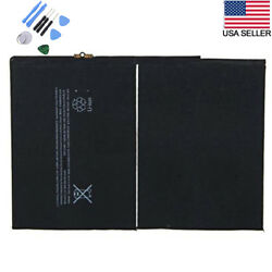 Oem Spec Replacement Battery 8827mah A1474 1475 A1484 For Apple Ipad Air 1 Tool