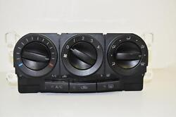 2007-2009 MAZDA CX-7 AC HEATER TEMPERATURE CLIMATE CONTROL UNIT M1900EG21E05