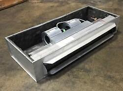 First Company 41c2800-v4 2 Ton Cased Horizontal Recessed Ceiling Fancoil R-410a