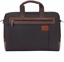 Banuce RTXCXBM032-BK Men's Waterproof PU Leather Briefcase Shoulder Bags