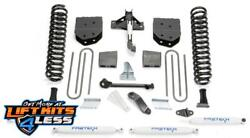 Fabtech K2155 6 Basic Perf. Shocks For 2011-2013 F-450/f-550 4wd