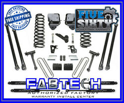 6 Long Arm System W/ Auto Trans Only 6.7l For 06-07 Dodge 2500/3500 4wd Diesel