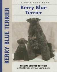 KERRY BLUE TERRIER - MCLENNAN BARDI - NEW HARDCOVER BOOK