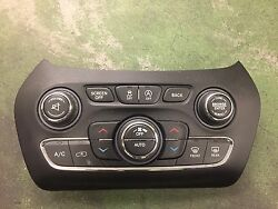 2015 2016 Jeep Cherokee AC Climate Control Heater