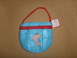 Nwt Pottery Barn Kids And039s Fish Bowl Treat Bag For Cat In The Hat Costume