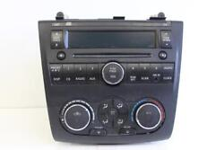 2007-2009 NISSAN ALTIMA RADIO STEREO CD PLAYER AC CONTROL 28185-JB10A