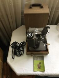 Revere Model 85 8mm Movie Projector With Hard Case