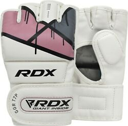 Rdx Mma Gloves Women Grappling Sparring Punching Bag Ladies Fighting Training Us
