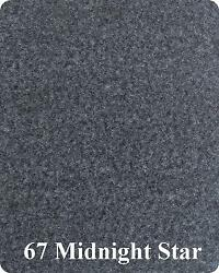 16 Oz Cut Pile Marine Outdoor Bass Boat Carpet - 6and039 X 25and039 - Metallic Gray