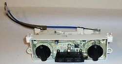02 03 04 05 06 07 MITSUBISHI LANCER CLIMATE CONTROL UNIT WITH CABLES OEM