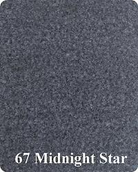 20 Oz Cut Pile Marine Outdoor Bass Boat Carpet - 6and039 X 30and039- Charcoal Gray