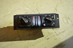 00 01 02 03 Chevy Impala Manual Dual Zone Temperature AC Climate Control OEM