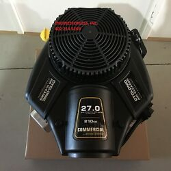 27ghp Briggs And Stratton 49t8770025g1 Zero-turn And High Debris Applications Engine