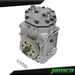 New York Style AC Compressor Body for AMC Jeep Western Star - See Compatibility
