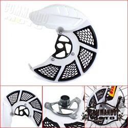 Front X-Brake Brake Disc Protector Cover For KTM 125-530 SX/SX-F/XC/XC-F 03-14