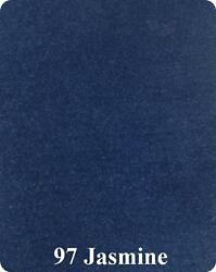 20 Oz Cut Pile Marine Outdoor Bass Boat Carpet - 8.5and039 X 25and039 - Jasmine Royal Blue