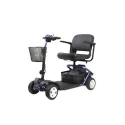 Golden LiteRider 4-Wheel Portable Full Size Travel Chair Scooter GL140 Electric