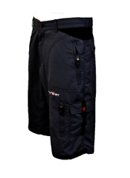 Funkier Menandrsquos Baggy Cycling Mountain Bike Shorts Black Quick Dry B-3208s