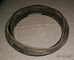 73 74 75 Corvette Air Cleaner Ring Seal Small Block Sbc Cowl Induction Hood 350