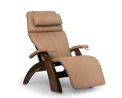 Human Touch Sand Leather Pc-420 Classic Plus Zero Gravity Perfect Chair Recliner
