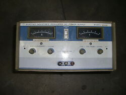 Electric Industries Regulated Dc Power Supply 4005