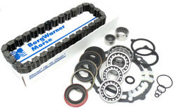 Jeep 231 Np231j Transfer Case Rebuild Bearing And Chain Kit 1994-on 16mm Bk-231jd