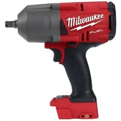Milwaukee 2767-20 M18 Fuel High Torque Andfrac12andrdquo Impact Wrench Tool Only