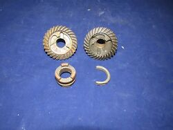 New Vintage Omc Johnson Evinrude Gears And Clutch Dog Omc/brp 0395046 395046