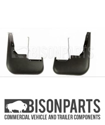*FORD TRANSIT MK7 (2006-2013) FRONT MUDFLAPS PAIR OFF - SINGLE WHEEL TRA610611