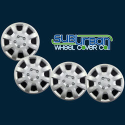New 16 Mitsubishi Galant Style Replacement Hubcaps Wheel Covers 442-16s Set/4