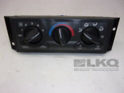 1997-1999 Olds Oldsmobile Silhouette Climate AC Heater Fan Control OEM