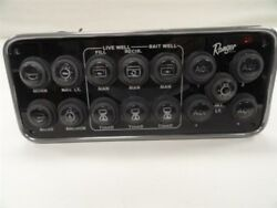 RANGER J179992 (15) SWITCH PANEL BOX 10-78