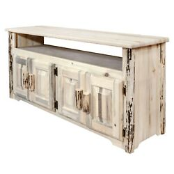 Rustic Log Tv Stand Amish Made Log Furniture Television Stands Lodge Cabin Style