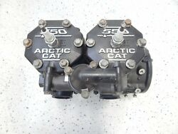 ARCTIC CAT SNOWMOBILE 2000 ZL 550 CARB ENGINEMOTOR 0662-283