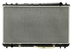 Radiator For 2004 Toyota Avalon 3.0l-marked 0a170-5/8 Inch Thick Core