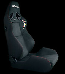 MUGEN Semi Bucket Seat MS-Z set Driver For CR-Z ZF2 81300-XLT-K0S0-D