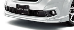 Mugen Front Under Spoiler Unpainted For Freed/freed+ Gb 71110-xne-k0s0-zz
