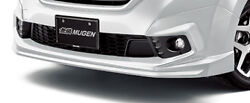 Mugen Front Under Spoiler Black Pearl For Freed/freed+ Gb 71110-xne-k0s0-cb