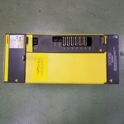 1pc Used Fanuc A06b-6110-h030 Servo Amplifier In Good Condition