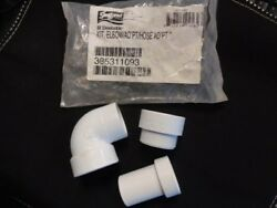 Sealand Dometic Elbow And Hose 3 Piece Kit 385311093 Marine Boat