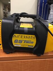 Appion G5 Twin (CylinderCondenser) Refrigerant Recovery Machine NO RESERVE!!