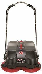 Hoover Company L1405 Hoover Spin Sweep Pro Outdoor Sweeper
