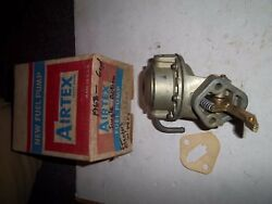 Airtex Fuel Pump For 1968 Rambler With Six Engine And Electric Wipers Nos